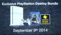 PS4のホワイトバージョンが公開! 9月9日発売の『デスティニー』ベータテストは7月17日スタート!【E3 2014】