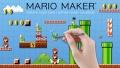 『スーパーマリオブラザーズ』のステージエディットができるWii U『Mario Maker(マリオメーカー)(仮称)』が2015年発売【E3 2014】