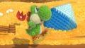 """ヨッシーを主役にしたWii U向け新作アクション『Yoshi's Woolly World』が発表! """"探索""""が楽しいゲームに【E3 2014】"""