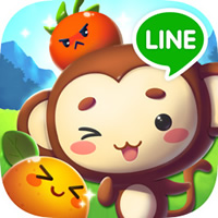 『LINE タッチモンチー』/LINE