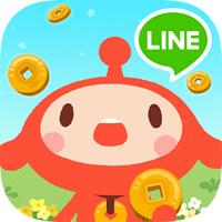 『LINE アキンド星のリトル・ペソ』/LINE