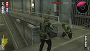 METAL GEAR SOLID PORTABLE OPS