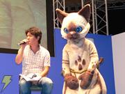 カプコンブースのステージイベントで『モンスターハンターP 2ndG』を発表!