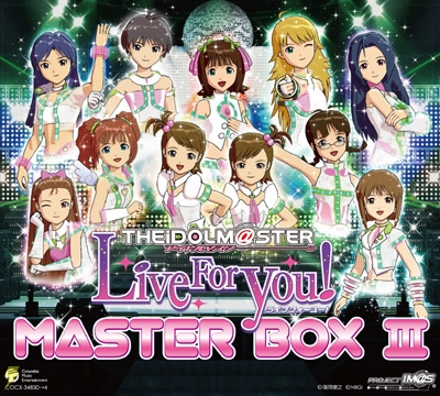 「THE IDOLM@STER MASTER BOX III」
