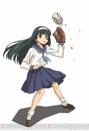 大正野球娘。
