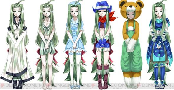 『NUGA-CEL!』 電撃 - テーマはコスと脱衣!? 美少女盛りだくさんの国取りS・RPG『
