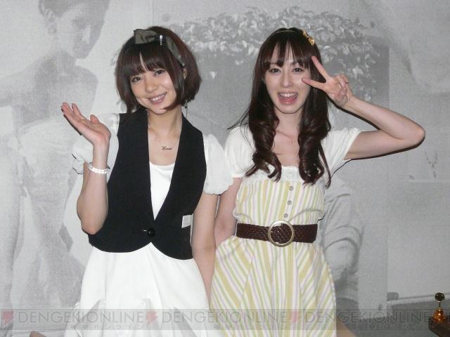 秋山莉奈と芳賀優里亜