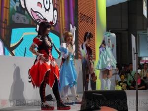 ガマニアガールズの水着ステージイベントはTGS2010で最高の露出度?