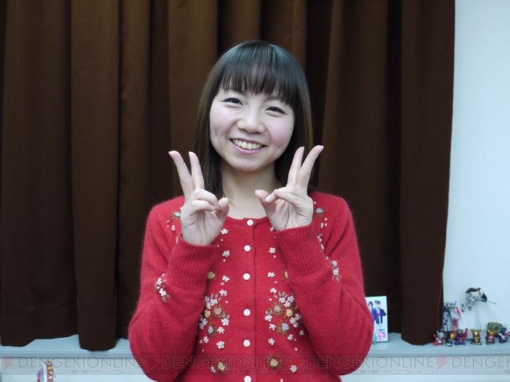 真田アサミさんの『LuviniaSaga』ボイス収録を取材してきた! - 電撃 ...