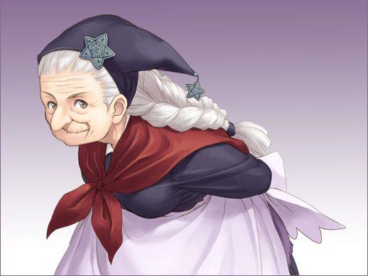 マデラ CV 江森 浩子 種族 人間 年齢 72歳   【しまパン便】マデラの魔法のパンは世界一