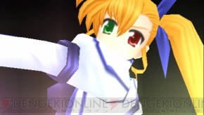Nos siguen Sorprendiendo - Mahou Shojo Lyrical Nanoha A's Portable The Gears of Destiny!!!!  C20110406_nanoha_16_cs1w1_290x