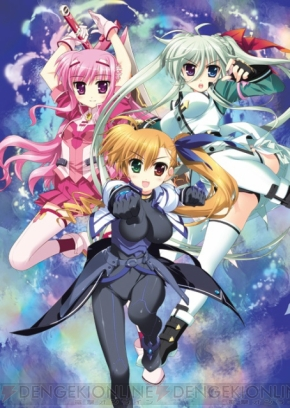 Nos siguen Sorprendiendo - Mahou Shojo Lyrical Nanoha A's Portable The Gears of Destiny!!!!  C20110526_nanoha_14_cs1w1_290x