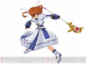 Nos siguen Sorprendiendo - Mahou Shojo Lyrical Nanoha A's Portable The Gears of Destiny!!!!  C20110526_nanoha_15_cs1w1_290x