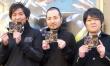 3DSで新たなハンターライフの幕開け! 『モンスターハンター3(トライ)G』発売記念イベントが新宿で開催