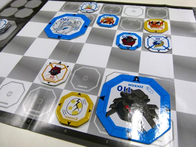 電撃 - チェスがニガテでも勝てる! ワンコインで買える対戦型 ...