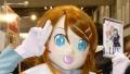 コミックマーケット81の電撃家ブースにPSP『俺の妹がこんなに可愛いわけがない ポータブルが続くわけがない』の宣伝隊長・桐乃?さんが降臨!