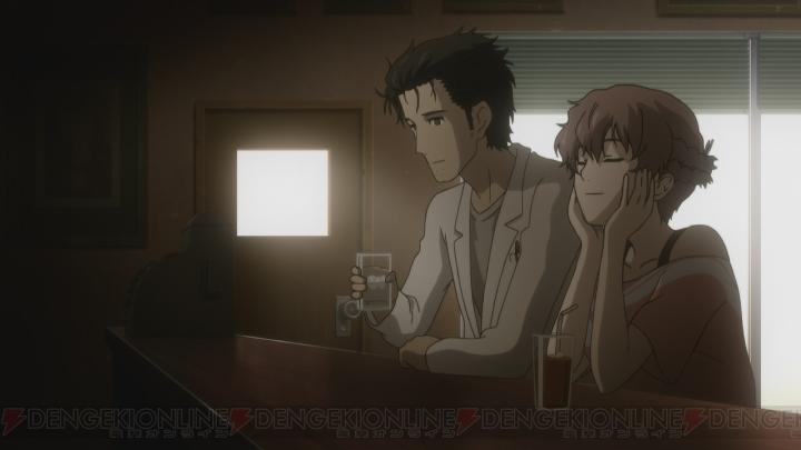 電撃 - TVアニメ『STEINS;GATE...