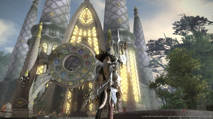 Pc mmorpg naver for Final fantasy 8 architecture