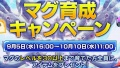 """『ファンタシースターオンライン2』にて特典アイテムをもらえる""""マグ育成キャンペーン""""が本日開始"""