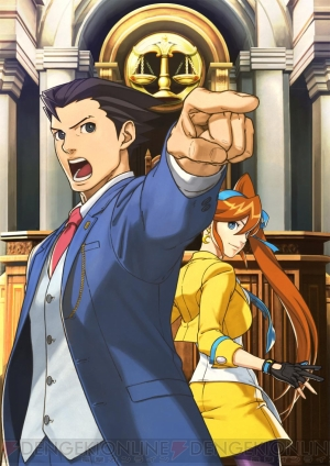 【画像】逆転裁判5のオドロキ君をご覧ください