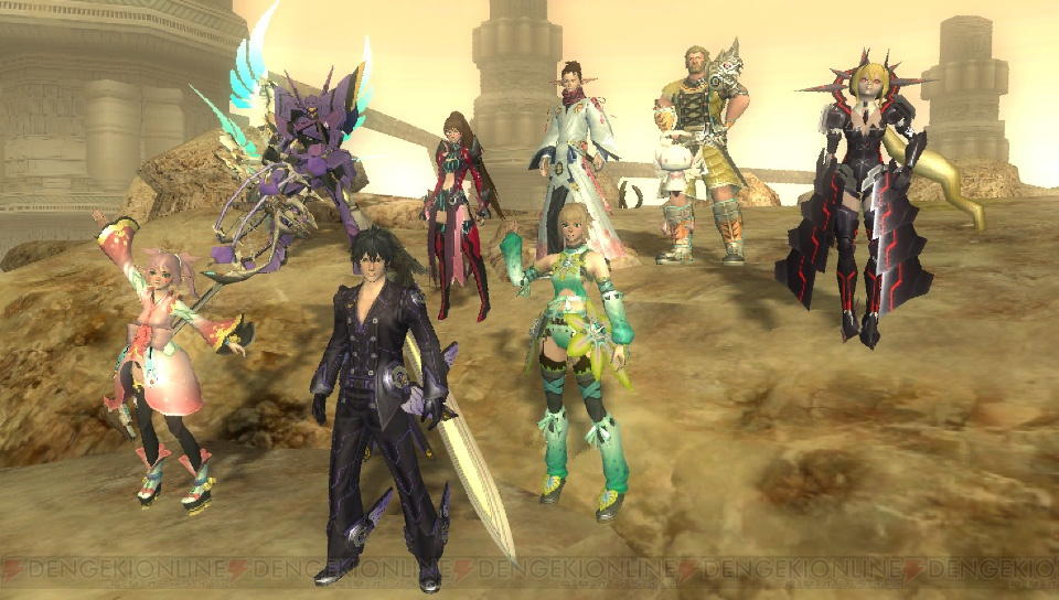 Phantasy star online 2 na release date in Brisbane