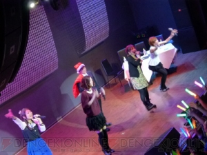 """THE IDOLM@STER ANIM@TION MASTER SECRET COVER SONG EVENT 生っすかSPECIAL X'mas P@rty"""