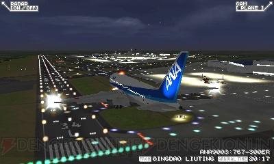 成田空港に夜の出発ラッシュが訪れる――『ぼくは航空管制官/エアポートヒーロー3D 成田 with ANA』の追加ステージ第5弾が登場