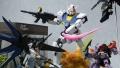 『ガンダムブレイカー』をモチーフにした、ガンプラを使った実物のジオラマが完成! 制作者であるプロモデラー・角田勝成さんにガンダム愛を聞く!
