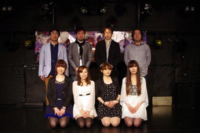 内田愛美さん、井澤詩織さん、笹本菜津枝さんも登場した『カラドリウス』発売記念イベントをレポート! 作曲者自身によるゲーム楽曲の生演奏も