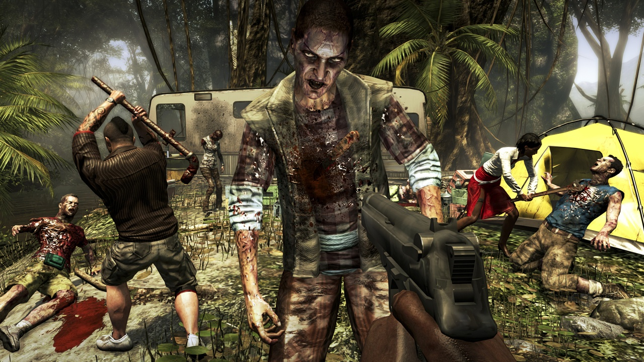 Dead Island Riptide Definitive Edition How To Switch Weapons Pc
