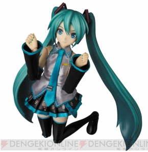 『REAL ACTION HEROES 初音ミク ‐Project DIVA‐ F』