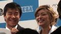 『サカつく プロサッカークラブをつくろう!』TV-CM撮影の舞台裏が動画で公開に! 中山雅史さんとローラさん共演の様子は?
