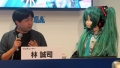 開発陣の溢れんばかりのミク愛に取材陣もタジタジ!? 『初音ミク Project mirai 2』&『-Project DIVA- F 2nd』ステージレポ【TGS2013】