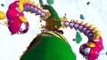 """『ソニック ロストワールド』は本日発売! 新たなステージ""""スカイロード""""のWii U/3DS版における違いを紹介"""