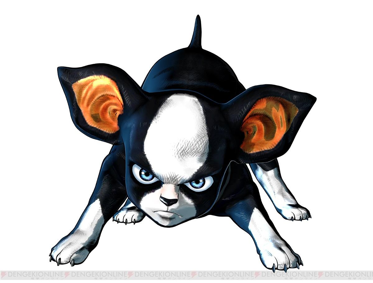 犬キャラクターイギー