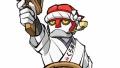 """『ヒーローバンク』に""""無添 くら寿司""""のコラボヒーロー着が登場! 本物の味にこだわる真のスシ職人が繰り出すシャケアタックとは!?"""