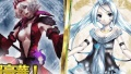 PS Vita『拡散性ミリオンアーサー』×『激 サムライ&ドラゴンズ ~開戦、同盟戦争~』のコラボイベント実施! セガっ娘ガチャも登場