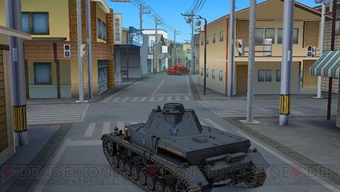『ガールズ&パンツァー 戦車道、極めます!』の最新画像が到着――IV号戦車D型やIII号突撃砲F型などが大洗町でパンツァーフォー!