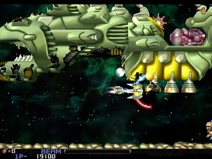 『R-Type Dimensions』シューティングゲームの金字塔『R-Type』と『R-Type II』が3Dグラフィックに進化!【電撃PS×PS Store】