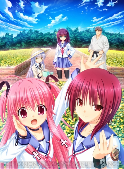 ゲーム『Angel Beats! 1st beat』画像