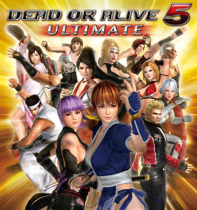 PS3/Xbox 360『DEAD OR ALIVE 5 Ultimate』は気軽に対戦格闘ゲームの奥深さを楽しめる傑作!【電撃オンラインアワード2013】