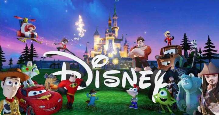 Wii U『ディズニーインフィニティ』の体験版が配信開始――ディズニーとディズニー/ピクサーのキャラたちが集う世界に触れてみよう