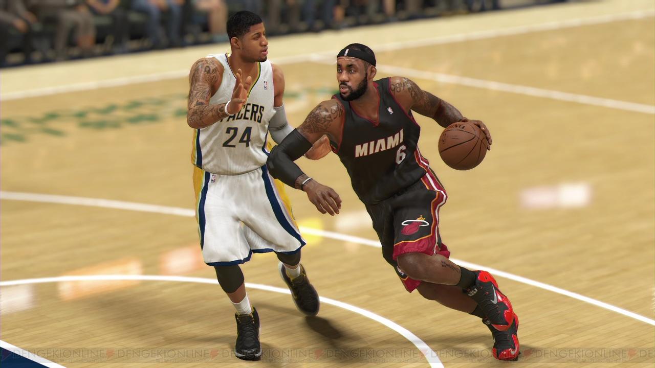 『NBA 2K14』