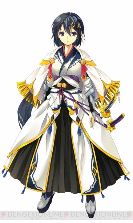 PS Vita版『戦極姫4 ~争覇百計、花守る誓い~』が6月19日に発売! 小田氏治の率いる小田家が新たに参戦