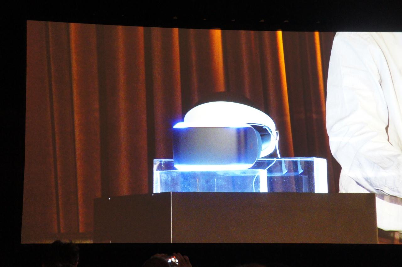 【GDC 2014】ソニーの新型VRシステム『Project Morpheus』があれば誰でも火星に行ける!? 驚くべきその構想とは?