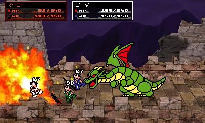 『くにおくん』最新作『熱血魔法物語』開発者インタビュー。パーティプレイでドラゴンと戦う、ファンタジーRPG風アクションの魅力とは?