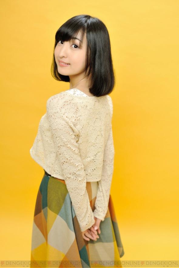 洋服が素敵な佐倉綾音さん