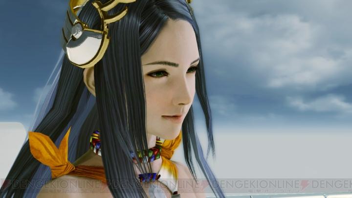 時詠みの巫女ユール