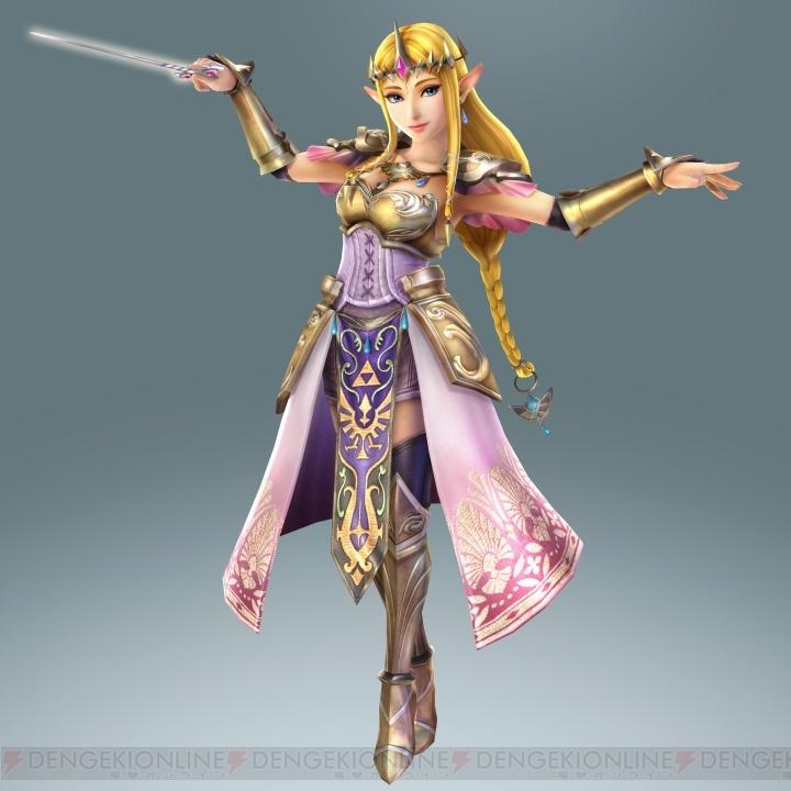 姫 ゼルダ