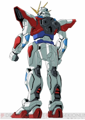 2014 10 for Domon kasshu build fighters try